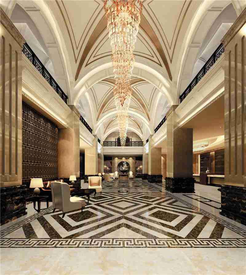 金牌瓷砖商业空间系列