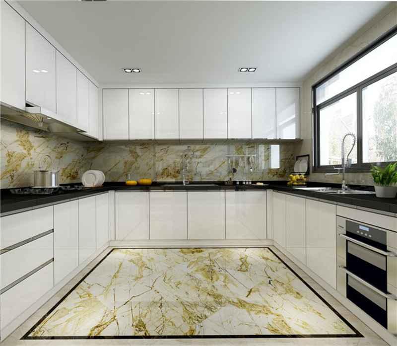 金牌瓷砖厨房系列