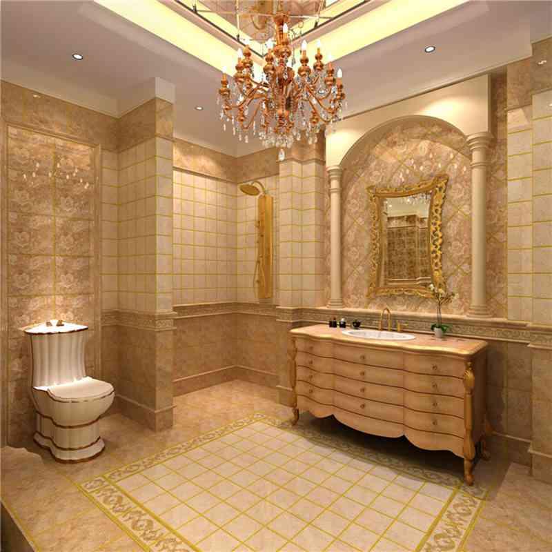 金牌瓷砖卫生间系列